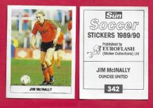 Dundee United Jim McInally Scotland 342